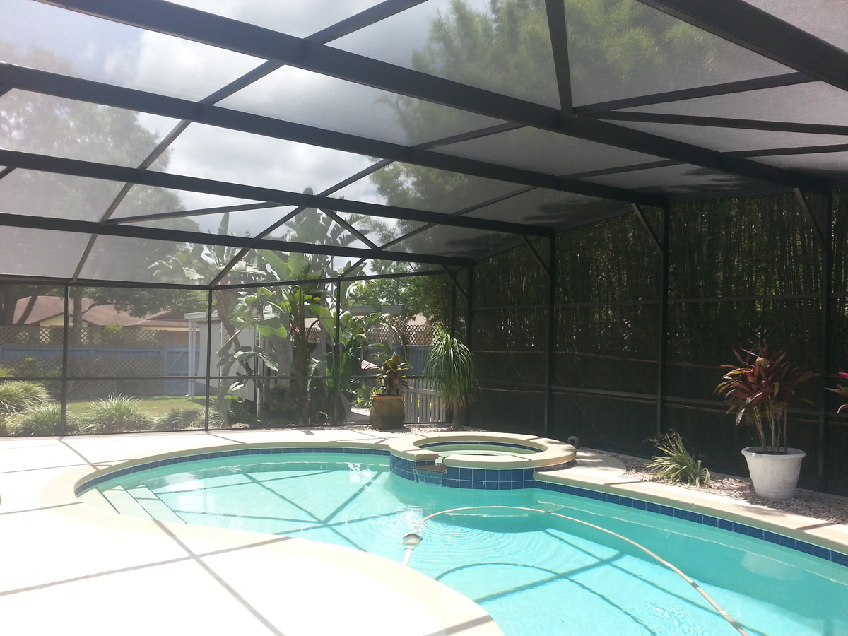 Screen Enclosure Pool Screens Pool Pavers Gallery