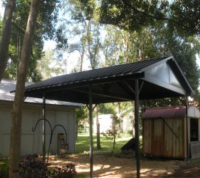 Aluminum Carport - Design Pro Screens, Inc.